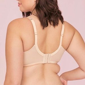 Cacique Intimates & Sleepwear - Lane Bryant Cacique Max Boost Plunge Bra Pink(NWT)